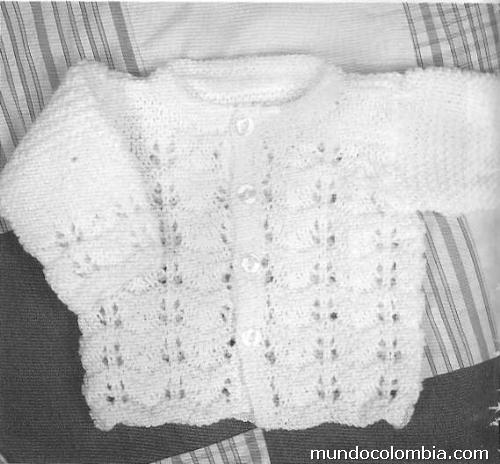 fotos de tejido en crochet blusas toreros chalecos