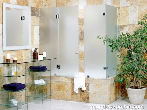 Cabinas De Baño Instalacion:Cabinas para baño en vidrio templado y en acrílico en Itagüi