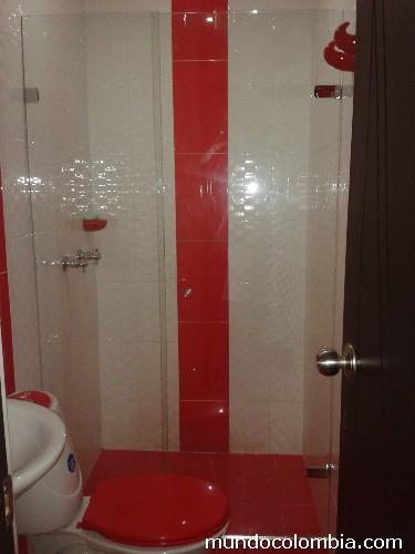 Cabinas De Baño En Vidrio Templado:Fotos de Cabinas Para Baño En Vidrio Templado en Medellín